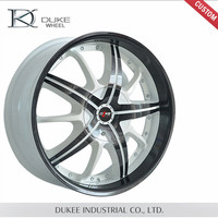 2015 Made In China Die Casting Car Alloy Wheels 5X118