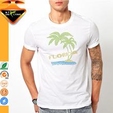 Popular Florida 100% cotton t-shirts manufacturers