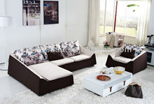 latest design modern fabric french chaise lounge