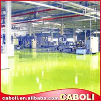 Caboli anti-static liquid rubber latex epoxy floor paint