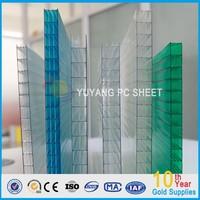transparent solid pc roof sheet ;solid pc panel/transparent pc sheet;makrolon polycarbonate sheet