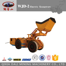 china made articulated 4 wheel drive tunnel mining underground diesel LHD loader