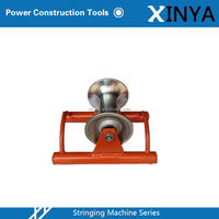 Straight Line Cable Laying Roller