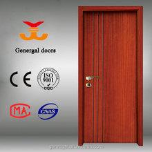 contemporaneo dipinto in legno economico porta con telaio