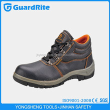 GuardRite Brand Cheap Price And High Quality CE Approved 100% PU Injection Safety Shoes