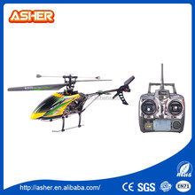 V912 2.4G 4CH RC Helicopter metal pro helicopter