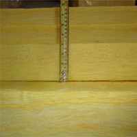 high density waterproof glass wool