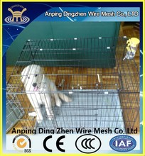 HOT DALE !!! Beautiful ang Practical Welded Wire Mesh Dog Cage For Sale