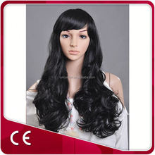 Cheap Hair Bun Synthetic Hair Wig Fast Delivery