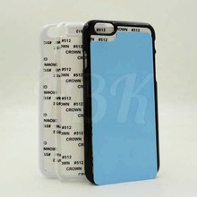 Blank Sublimation Cell Phone Cases for iPhone 6 Phone Cover