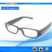 720P camera glasses, HD video recorder,digital hidden camera portable sports camera DVR