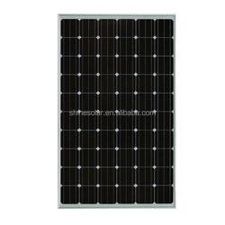 High quality easy install solar panel mono solar panel poly solar panel 250w 300w 320w
