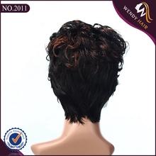 dark purple hair full lace wigs,black doll wigs