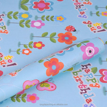 different types of gift wrapping paper /birthday wrapping paper