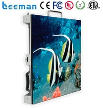 p6 full color led monitores de video 6mm smd outdoor led screen curtain mesh rental led screen