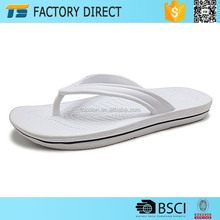 Slippers Distributor China Eva Flat Sole Men Beach New Arrival Flip Top Sandals 2015 White Wholesale Flip Flops