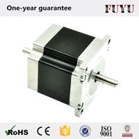 48V Double Shaft Hybrid Stepping Motor