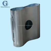 Custom High Quality Sheet Metal Fabrication Mainly Stamping Welding