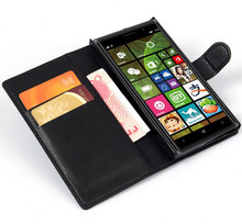Wallet Leather Phone case for nokia lumia 830 with card holder
