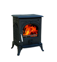 cast iron wood burning stove for sale, low price wood burning stove