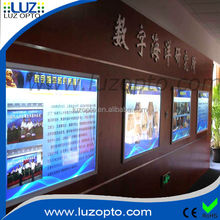 led display board,large office pictures,frame acrylic box frame large