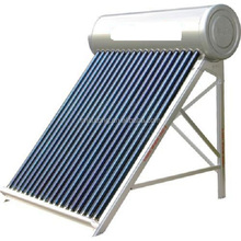 non pressurized solar water heater,CE,CCC,ISO9001,are provided
