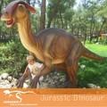 animatronic escultura dinosaurios réplica