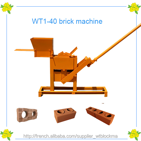 fournisseur direct des machines wt1 40 machine presse de. Black Bedroom Furniture Sets. Home Design Ideas
