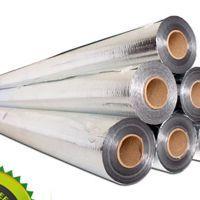 light weight aluminium foil laminated plastic construction material