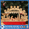 wooden christmas 3d puzzle wood nativiry diy puzzles for christmas gifts
