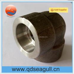 Stainless steel Forged High Pressure Pipe Fittings Elbow