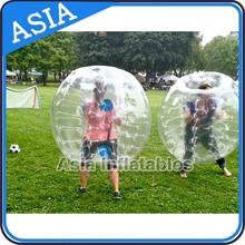 2015 good quality 0.8mm PVC/TPU bubble soccer ball /soccer bubble / bubble ball for football