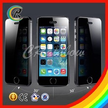 easy fit glass screen protector for iphone 5 privacy glass wholesale