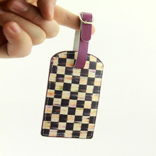 high quality wholesale price luggage tag with assort colors