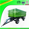 Agricultural machinery Europen style tractor tipping trailer factory supply