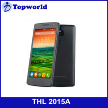 New THL 5.0 inch HD IPS 720pix Quad-core, MT6735A 64 bit, 1.3GHz Android5.1 2GB 16GB China SmartPhone 4G FDD LTE THL 2015A