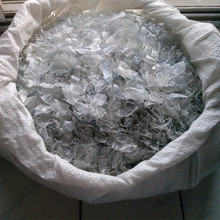 cold washed recycled white clear pet plastic flakes with competitive price from Yemen