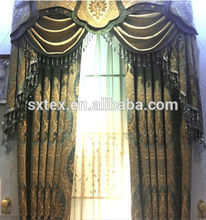 New Products 10 years experience Doraemon roman curtain