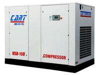 industrial air compressor 110kW 150HP screw air compressor