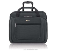 """17"""" inches new design rolling laptop case for laptop trolley bag"""