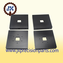 CNC machining custom high-quality black aluminum box bodyprotective