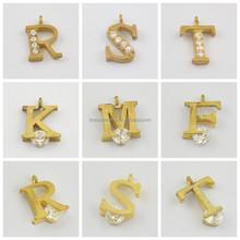 Fashion Letter S Pendant Jewelry