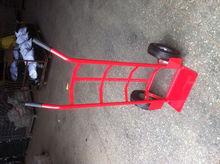 90kg folding cart/aluminium foldable hand truck