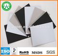 primas de papel negro de cartón duplex