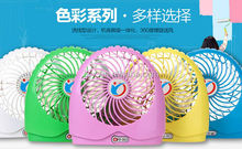 USB Charge Cord Table Fan Mini Portable Air Cooler For Outdoor Activities As Camping