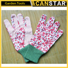 Factory Cheap Practical And Portable Cheap Flower Printed Safety Gardening Glove
