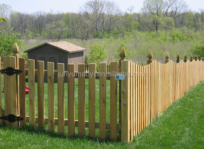 Garden Decorative Wood Trellis Wood Fence