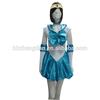 Walson Cheap sex xxx movies Sexy Christmas light blue Sailor Moon Fancy Dress Costume Carnival Suit Lingerie