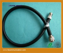 500 mm RG214 Jumper Cable With N Male Crimp Connector to N Female Crimp Connector on Both Ends.