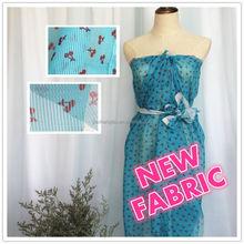 NEW! Striped Organza Fabric